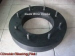Circular Rubber Bearing Pad