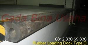 Loading Dock Bumper type D
