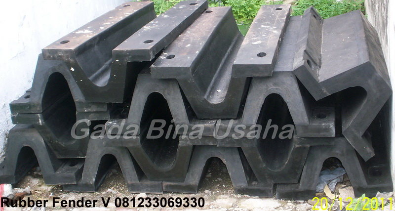 V type Rubber Fenders