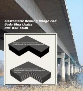 Elastomeric Bridge Bearing Pad