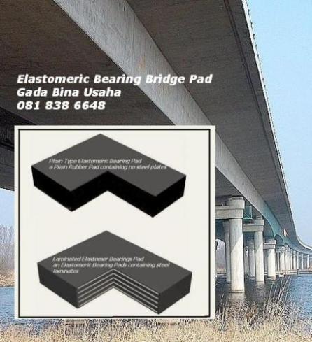 Bridge Bearing Pad