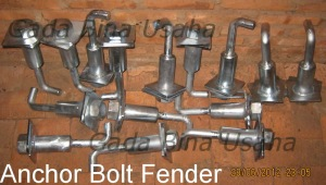 Anchor Bolt Fenders