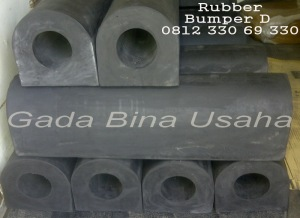 Rubber Bumper D